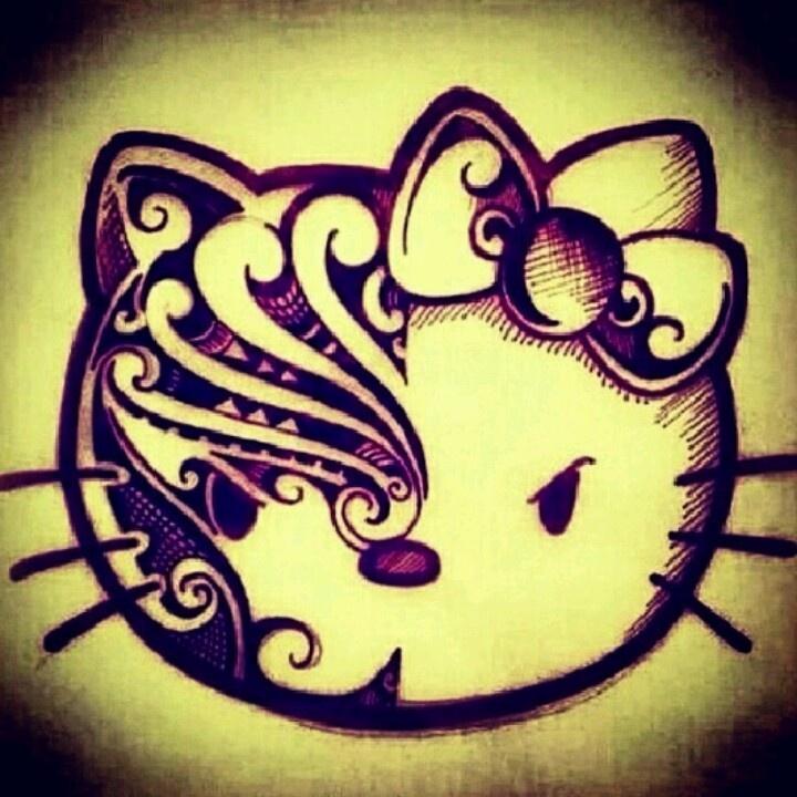 124 Best Hello Kitty Tattoo Ideas Images On Pinterest