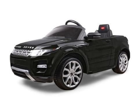 This Range Rover Power Wheel is a 1:4 scale of its big brother! SAFETY: - Fixable Seat-belt - Parenting Remote Controller INTERIOR: - Exclusively detailed - Original Car Paint Job - Horn and Engine So