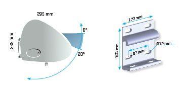<b>Motorline COFRE 600</b> Vollkassettenmarkise 6000mm x 4000 mm Ausfall Mehr Auslage gefällig ? Erhältlich bis 4 Meter Auslage. Erhältlich unter http://www.motorlineantriebe.de//product_info.php?cPath=32_89_36&products_id=344