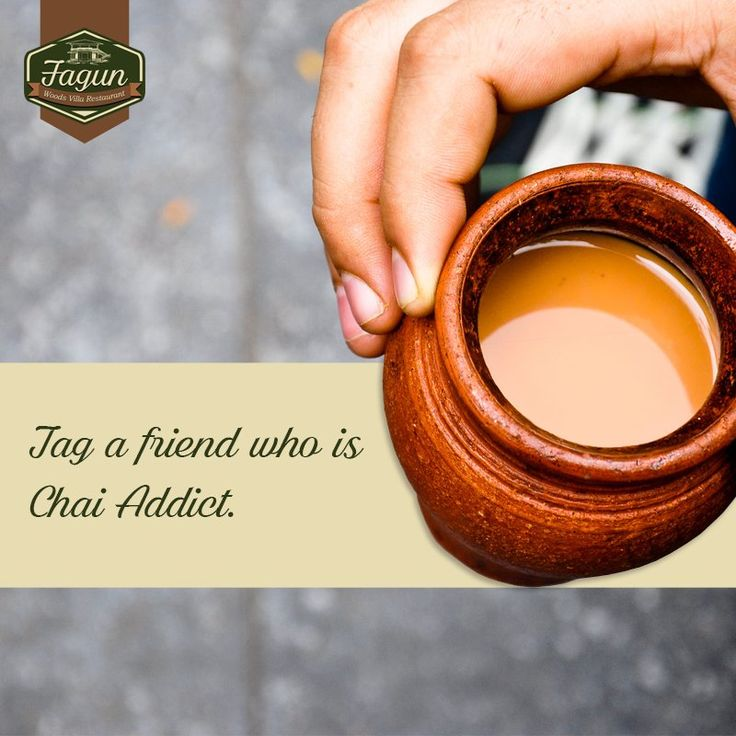 Tag your Chai Lover friend and say #ChaiCheers to them in the comment.