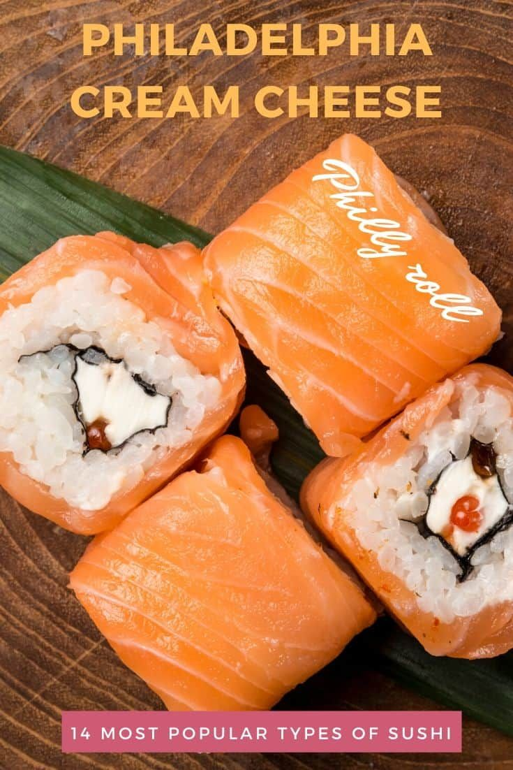 21 Most Popular Different Types Of Sushi Traditional Japanese Vs American Types Of Sushi Sushi Rice Homemade Sushi