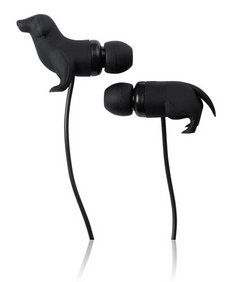 Wiener dog headphones @Kate Mazur Mazur Kerans----i've got to have these!