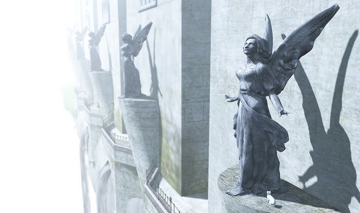 Where's Dim Sum? #250 - Adoring an angel