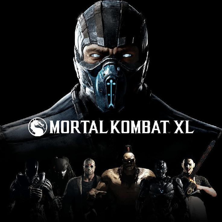 Sony Mortal Kombat Game Playstation XL Edition Content Pack Lot 3 Skin Fighting