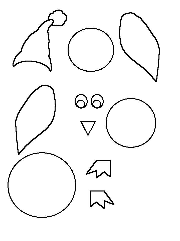 64 best Penguin Early Learning Ideas images on Pinterest World - penguin template