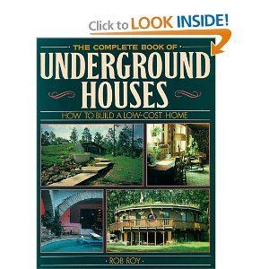 Free ebook of underground houses.  Cool
