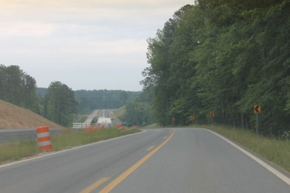 New Bridge on AL Highway 22.: Al 22 Bridges, Al Highway, Highway 22, Bridges Crosses
