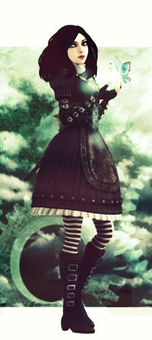 Alice Madness Returns Dress by MeiAliceLiddell