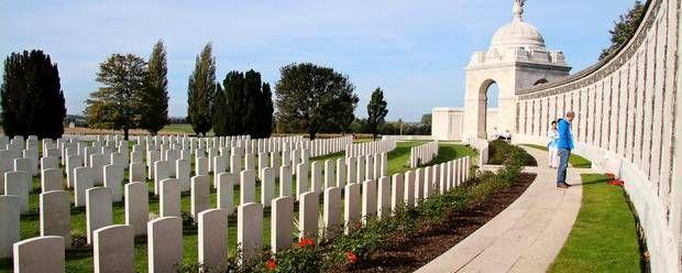 Første Verdenskrig monumenter og museer i Flandern.