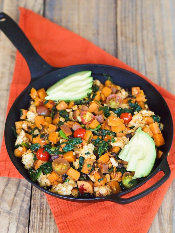 Vegan Southwestern Tempeh Hash Registered Dietitian Columbia Sc Rachael Hartley Nutrition Delicious Healthy Recipes Soy Recipes Tempeh