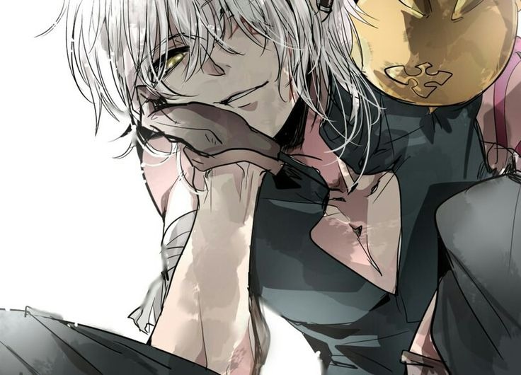 D.Gray-man Allen Walker by Nonkal <<< SERIOUSLY GUYS GET YOUR FACTS GODDAMN STRAIGHT THAT IS NEAAAAAAAA