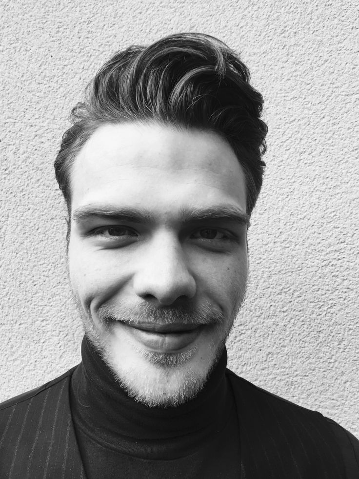 Here's Chris! Our newest member of the team and one of our social media consultants. Chris has big hair and can speak Russian and Japanese... even though he's Greek and Italian!
