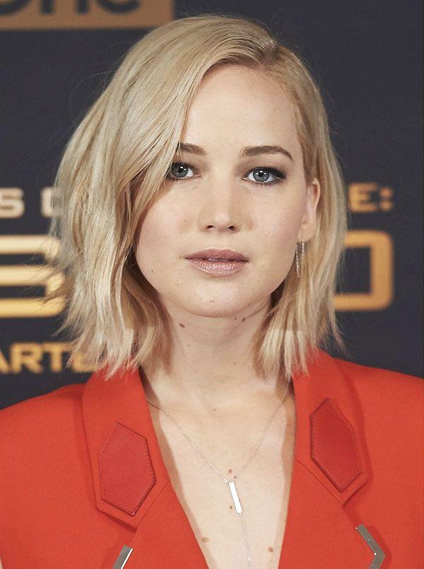 Jennifer Lawrence Tapete Vermelho A Esperança