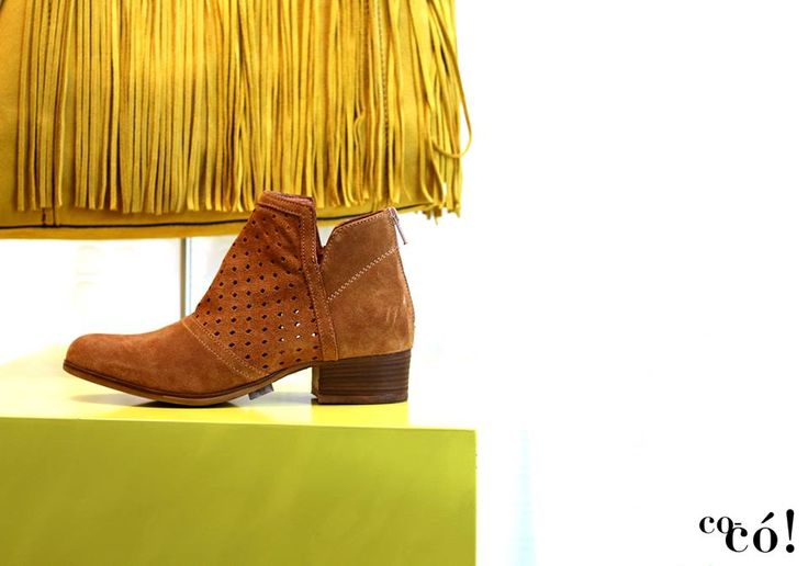 Botines de entretiempo en Cocó Zapatos