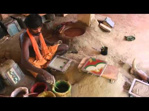 ▶ Athangudi Tile Crafting (presented by Easy Tours of India) - YouTube