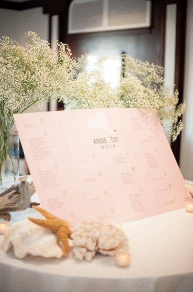 40 ideas para tener una boda de estilo marinero. ¡Toma nota y triunfa! Image: 13