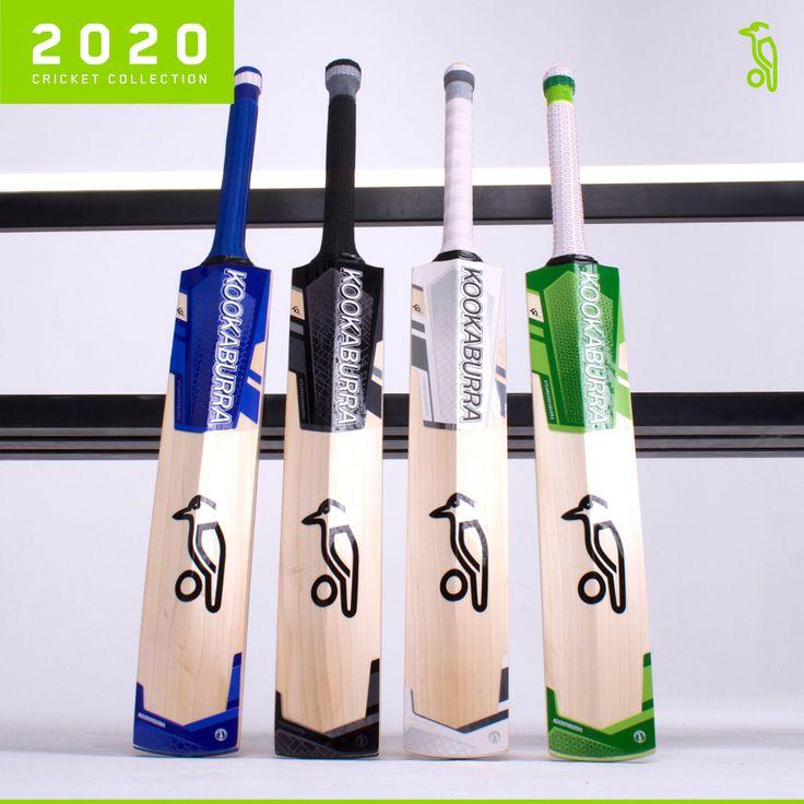 Introducing the 2020 Kookaburra Cricket Bat Range in 2020