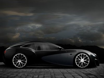 Bugatti Sports Cars Type 12 2 Concept Car