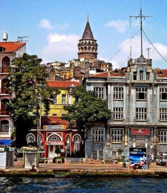 Galata Kulesi - İstanbul - Türkiye   Galata Tower - Istanbul - Turkey