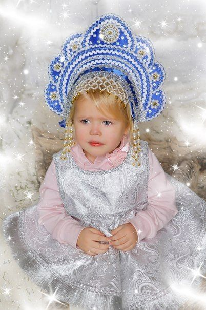 Little Russian Princess #cute #kids