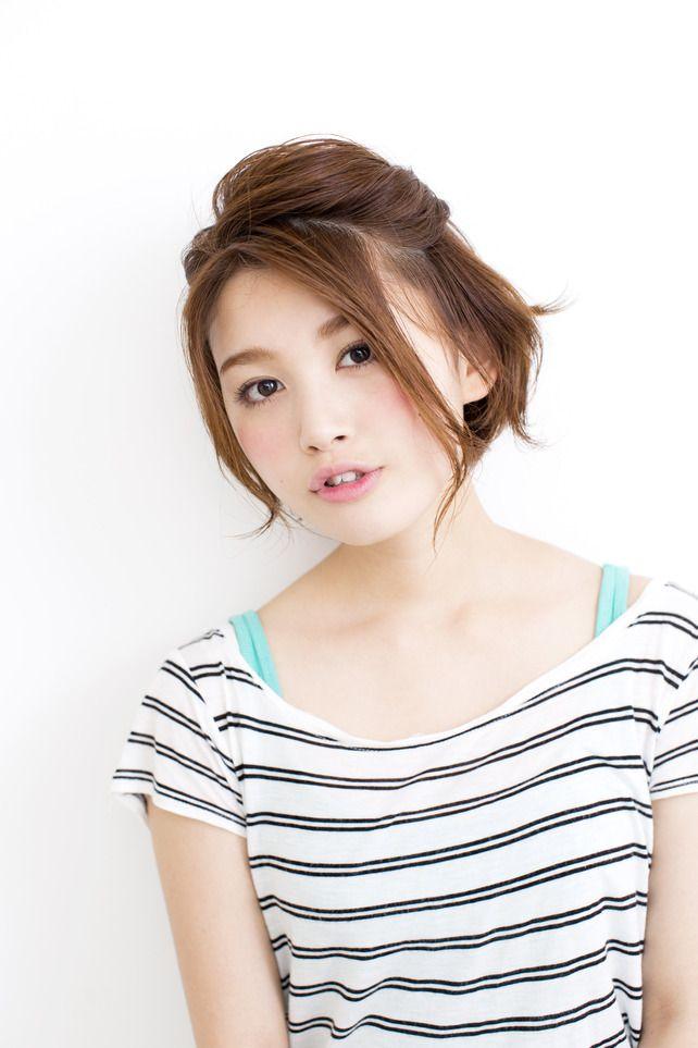 簡単なのにかわいいヘアスタイル♡胸キュン髪型・カット・アレンジの参考に☆