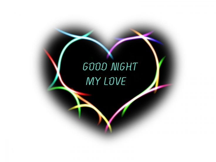 Good Night Love Heart Images HD Wallpapers 1080p