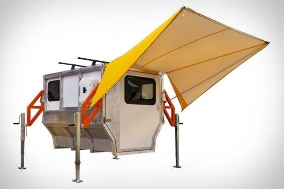 Firefly Trailer – Ultra Compact Camping Trailer x NASA   LimeWedge.net