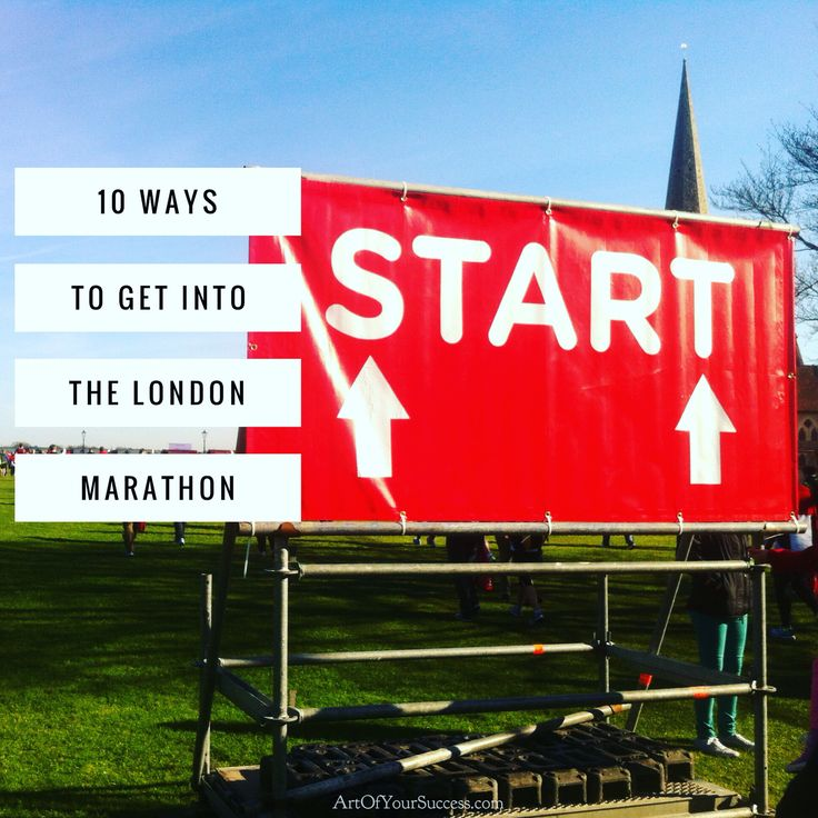 The London Marathon ballot is open til Friday. I reckon there are 10 ways of getting in. Not all are easy, although I've used at least 5 of them so far.  Which ones are you going to try, or have worked for you? #londonmarathon #londonmarathonballot #londonmarathonentry