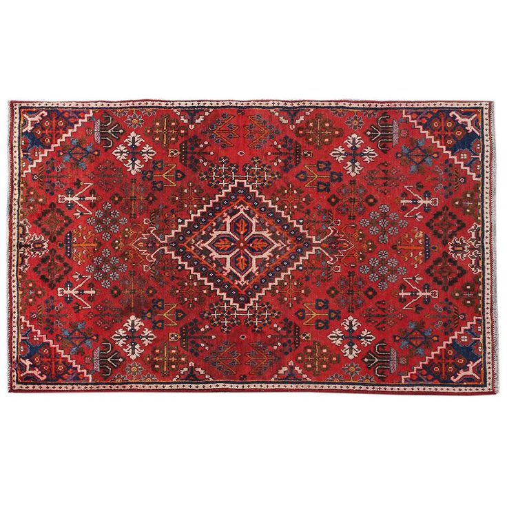 "6'3"" x 3'6"" ,Traditional area rug for sale, Floral Pattern, Area Rug in Great Condition hand knotted, Persian Rug, Code : S0101889"