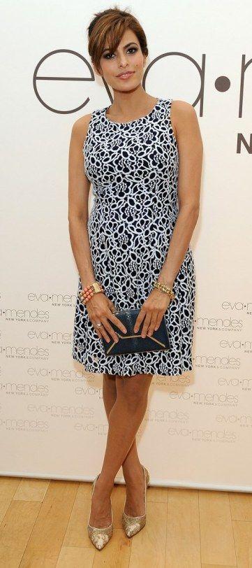 Eva Mendes - Eva Mendes for New York & Company Spring 2014