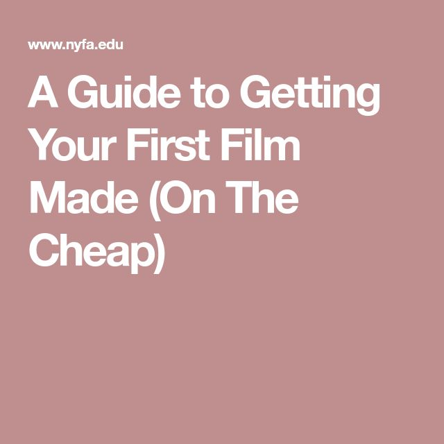 43 best filmmaking -- budget images on Pinterest Film making - sample film budget template