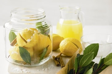How to make preserved lemons! | Food And Wine | Pinterest