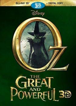 Muhteşem ve Kudretli Oz - 2013 BluRay 3D HSBS 1080p DuaL TR-ENG