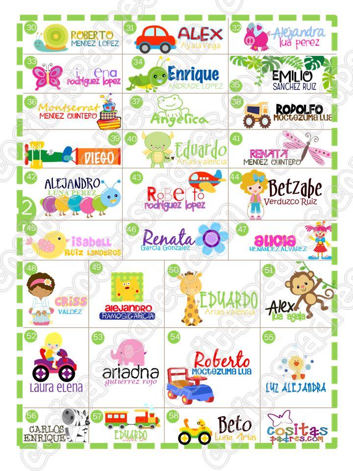 1000 images about etiquetas escolares on pinterest for Diseno de ropa
