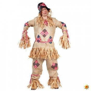 Männer Kostüm Vogelscheuche | Fasching Kostüme kaufen