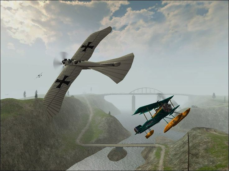 v1.15 of the Battlefield 1942 WW1-themed modification, The Great War.