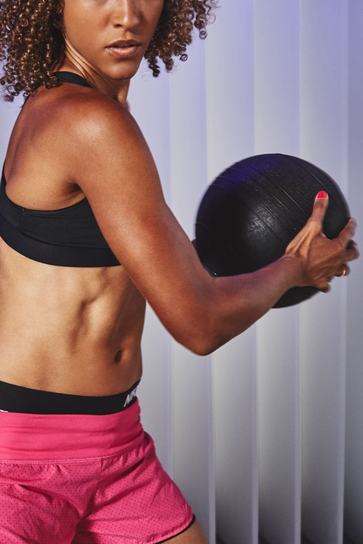 Incorporate a few of these exercises into your next workout to really kick your abs into action.