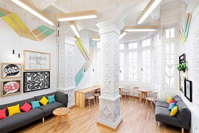School Interior Design