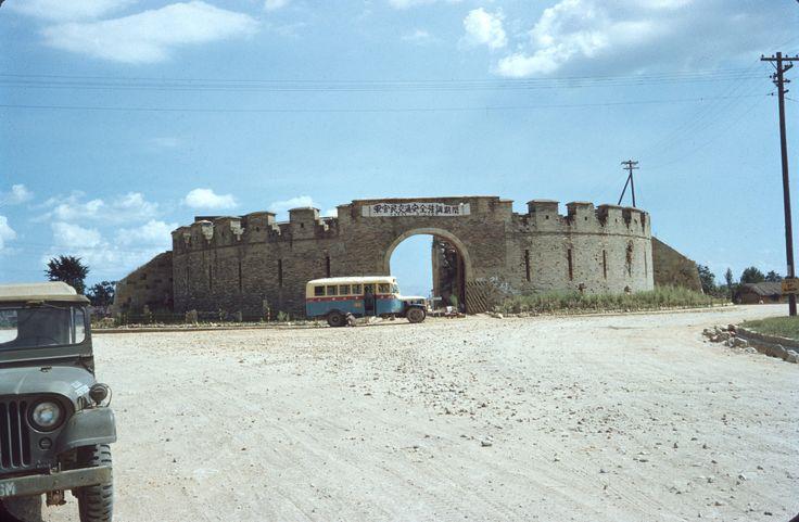 Suwon, 25 August 1955