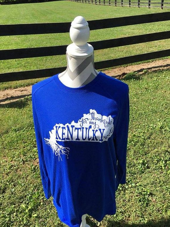 Check out this item in my Etsy shop https://www.etsy.com/listing/482941181/kentucky-longsleeve-kentucky-pride