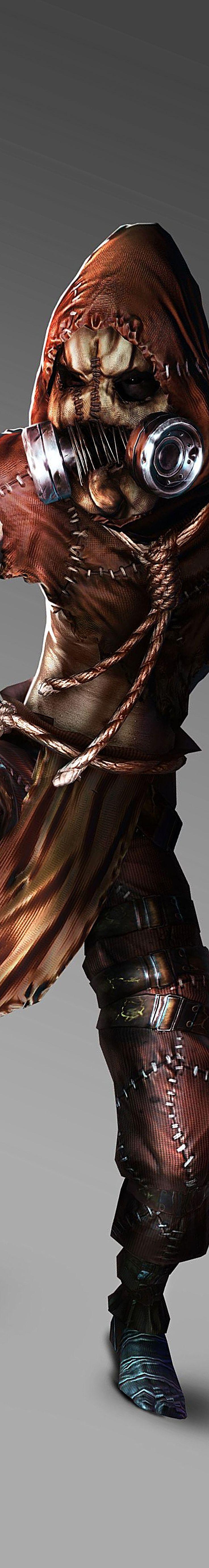 Scarecrow Arkham Asylum..... ❤❤❤❤❤❤❤❤❤❤❤❤❤❤❤❤❤❤❤❤❤❤❤❤ *twitch* fear....