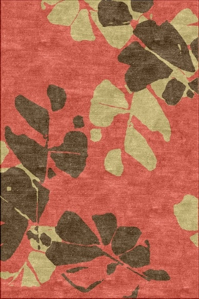 lourdes sanchez design/ eastern knots rug: Eastern Knot, Fossil Leaf, Knot Tibetan, Knot Rugs