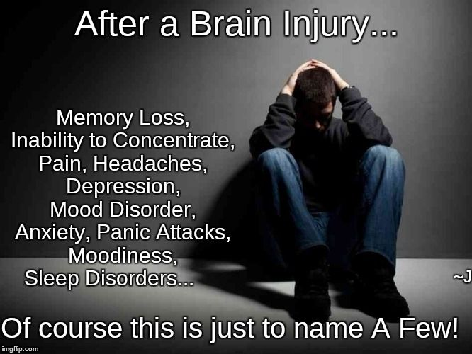 Reality of Brain Injury