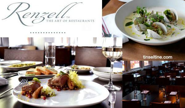 Philadelphia is one of 11 cities with a RENZELL Dining Club, where members rate more upscale/trendy restaurants, with detailed criteria to earn Private Tastings around the city.  The first tasting is at Aldine Restaurant where 2 Tinsel & Tine Subscribers have won tickets!