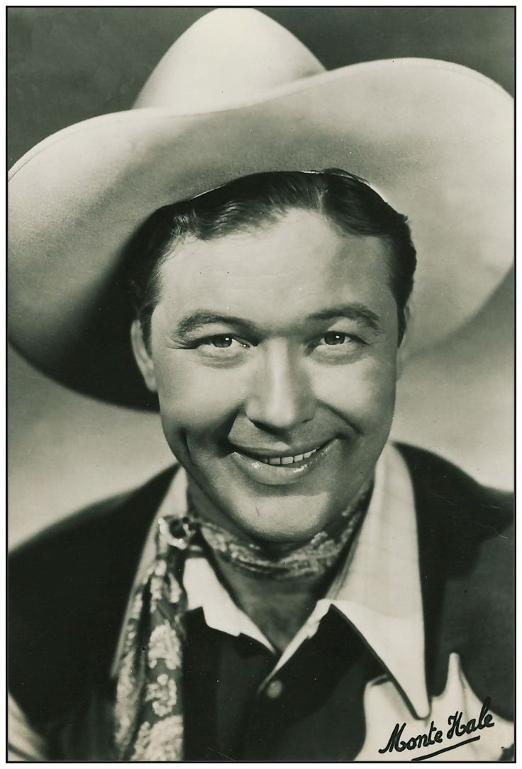 Monte Hale starred in his first major role in Home on the Range (1946 film). During his film run in the early 1950s, he began to sing at rodeos and circuses. He soon retired from movies and began to appear at western conventions. In 1998, a Golden Palm Star on the Palm Springs, California, Walk of Stars was dedicated to him.