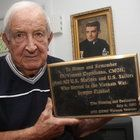 Mr. Capodanno, a World War II veteran of the Marine Corps, died Friday in Staten Island University Hospital, Prince's Bay.