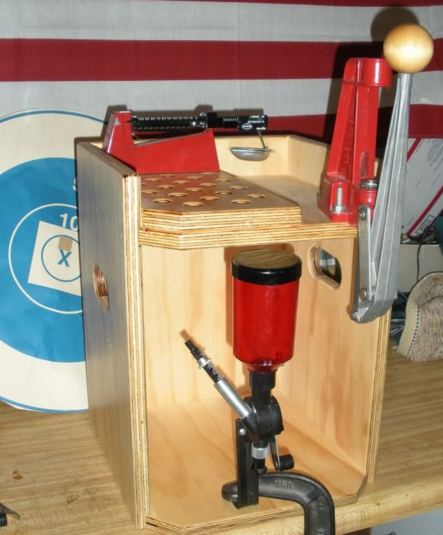 portable reloading ideas | Portable Reloading Bench