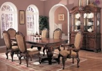 Saint Charles Formal Dining Table Chair Chairs Set