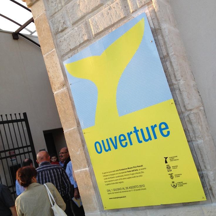 Museo Pino Pascali a Polignano a Mare