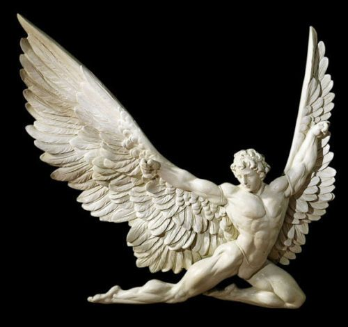 Icarus-from-ancient-Greek-mythology Plus